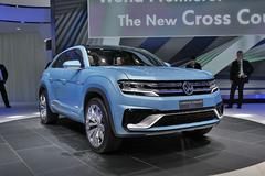 一周新车汇总 大众首款中型SUV即将投产