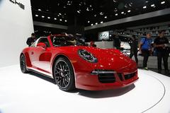 911 Targa 4 GTS售177.7万 5月上市