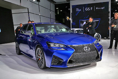 2015北美车展:雷克萨斯GS F全球首发