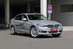 宝马新款3系GT上市 售44.5-69.8万元