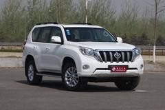丰田普拉多2.7L车型将国产 3月底上市