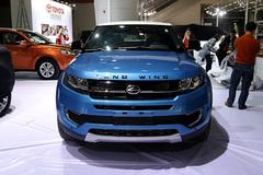 将上市热门紧凑级SUV 自主版极光领衔