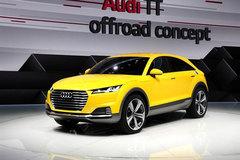奥迪TT将推衍生车型 基于Offroad概念车