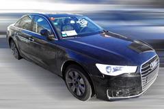 奥迪新款A6国内谍照 预计下半年发布