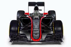 迈凯轮发布MP4-30 携手本田期待复兴