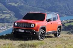 2015年将上市进口SUV Jeep自由侠领衔