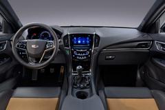 凯迪拉克ATS-V售价公布 约合38.4万起