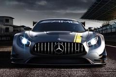 奔驰曝AMG GT3赛车照片 为车展预热