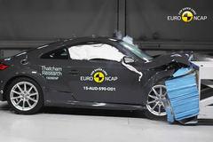 奥迪新TT获E-NCAP四星评定 2015首批