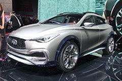 2015日内瓦车展:英菲尼迪QX30概念车