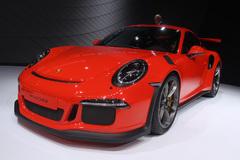 全新911 GT3 RS价格公布 售243.1万元