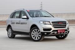 2015上海车展:哈弗H8售20.18万元起