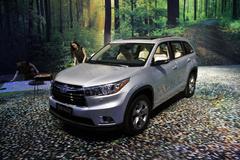 丰田新汉兰达价格点评 能否再立新标杆