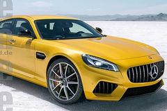 奔驰将推出四门AMG GT4 效仿Panamera