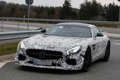 奔驰AMG GT3公路版谍照 或明年发布