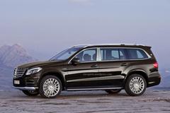 迈巴赫将继续推出多款车型 GLS级/E级