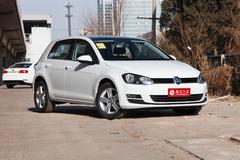 国产高尔夫1.2TSI车型上市 售15.08万元