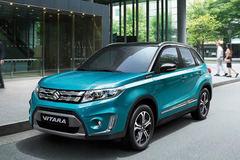 铃木将国产全新Vitara 定名维特拉