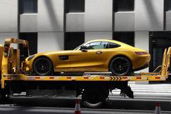 上海车展探馆:梅赛德斯-AMG GT