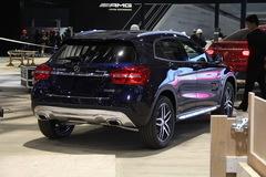 上海车展探馆:奔驰国产全新GLA级