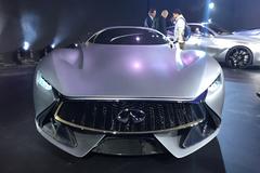 英菲尼迪Q60/Q80/GT概念车亮相 将量产