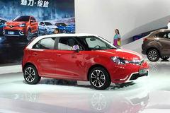 上汽2016款MG3上市 售6.37-8.37万元