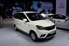 2015上海车展:昌河福瑞达M50S发布