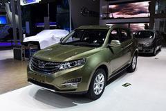 2015上海车展:陆风X5 plus正式亮相
