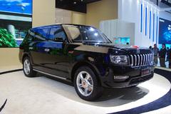 上海车展十大热门SUV 红旗首款SUV领衔
