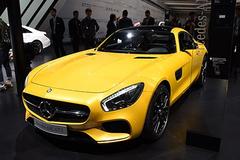 曝奔驰AMG GT上市资料 S版5月将上市