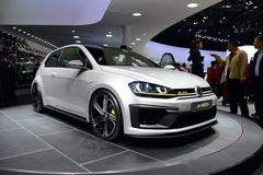 大众确认将量产高尔夫R400 2016年投放