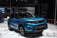 铃木新款VITARA9月上市 定位小型SUV