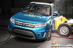 新E-NCAP碰撞结果 维特拉等新车获5星