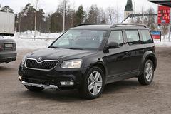 斯柯达Snowman年底将发布 全新7座SUV