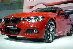 宝马新款3系实车发布 或年内国产上市