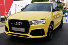 奥迪新款RS Q3实车亮相 性能更加出色
