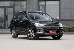 哈弗H6 6AT车型上市 售13.68-14.58万