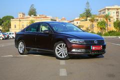 一周新车:新Passat蓝驱版油耗仅3.7L