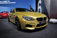 宝马新款M6正式上市 售220.6-229.6万