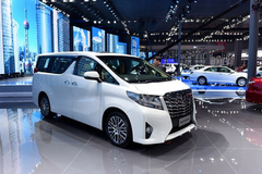 丰田新一代埃尔法6月6日上市 两种动力