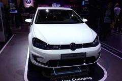 CES:大众高尔夫互联概念车亮相国内