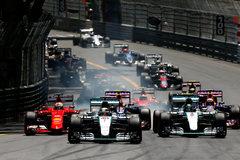 一周赛事回顾:罗斯伯格称雄F1摩纳哥站