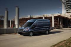 2016款福特Transit推出 或9月公开销售