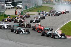 一周赛事回顾:汉密尔顿称雄F1加拿大站