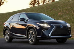 雷克萨斯新IS/新RX 将于秋季国内上市