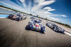 勒芒24小时耐力赛前瞻:三大车队争霸