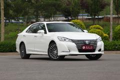 曝全新皇冠2.0T车型申报图 有望8月上市