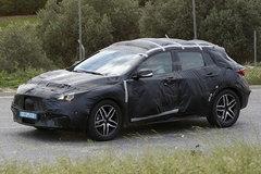 英菲尼迪Q30量产版法兰克福车展将首发