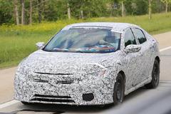 新思域将推Type S车型 功率达200马力
