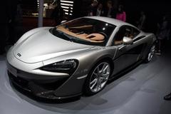 迈凯伦计划推全新跑车 基于570S打造